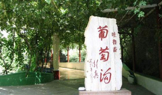 2007年5月8日,吐鲁番市葡萄沟风景区经国家旅游局正式批准为国家5a级