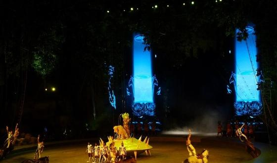 香江野生动物园,又称香江野生动物世界,位于广州番禺区大