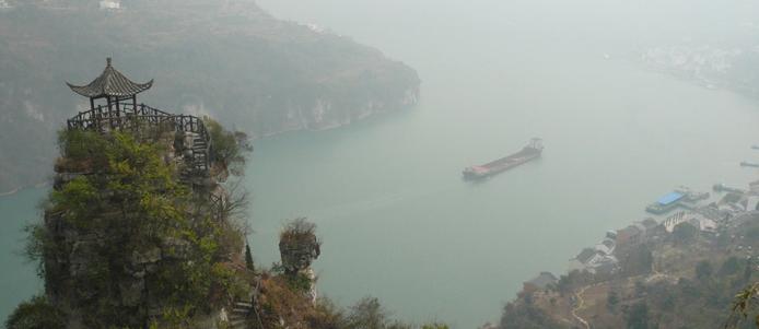 高山流水—长江三峡黄金号双飞五日游