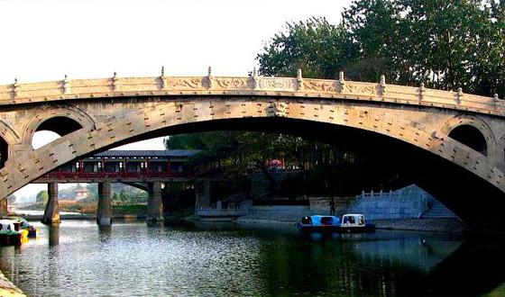 我国著名的赵州桥建于哪个时代?-我国著名的赵州桥 ...