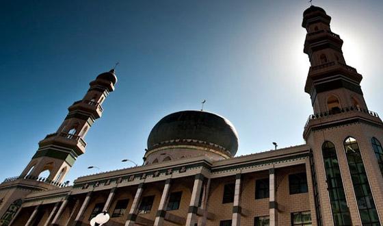 清真大寺历史上曾经多次遭到破坏