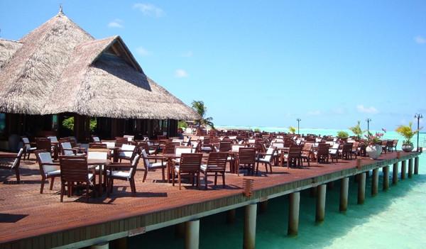 马尔代夫双鱼岛olhuveli