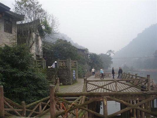 目的地 柳江古镇游图片