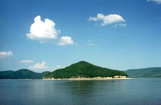 镜泊湖-道士山